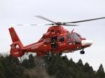 フクシマ119さんが、スポーツランドSUGO 駐車場で撮影した宮城県防災航空隊 AS365N3 Dauphin 2の航空フォト(飛行機 写真・画像)