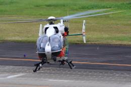 とらまるさんが、名古屋飛行場で撮影した茨城県防災航空隊 BK117C-2の航空フォト(飛行機 写真・画像)
