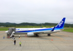 タミーさんが、紋別空港で撮影した全日空 737-881の航空フォト(飛行機 写真・画像)