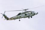 mameshibaさんが、厚木飛行場で撮影したアメリカ海軍 MH-60R Seahawk (S-70B)の航空フォト(写真)