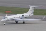 Hariboさんが、中部国際空港で撮影したアメリカ企業所有 G-1159A Gulfstream IIIの航空フォト(写真)
