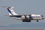 Hariboさんが、中部国際空港で撮影したヴォルガ・ドニエプル航空 Il-76TDの航空フォト(写真)