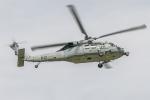 mameshibaさんが、厚木飛行場で撮影したアメリカ海軍 MH-60S Knighthawk (S-70A)の航空フォト(写真)