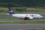 シュウさんが、成田国際空港で撮影したYTOカーゴ・エアラインズ 737-36Q(SF)の航空フォト(写真)
