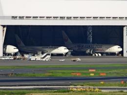 チャレンジャーさんが、羽田空港で撮影した日本航空 777-246の航空フォト(写真)