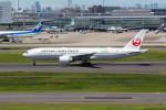 Koenig117さんが、羽田空港で撮影した日本航空 777-246/ERの航空フォト(写真)