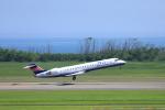 TAKAHIDEさんが、新潟空港で撮影したアイベックスエアラインズ CL-600-2C10 Regional Jet CRJ-702の航空フォト(写真)