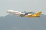 OMAさんが、香港国際空港で撮影したカリッタ エア 747-446(BCF)の航空フォト(飛行機 写真・画像)