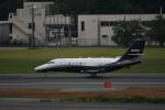 シュウさんが、成田国際空港で撮影した不明 Cessna 680A Citation Latitudeの航空フォト(写真)