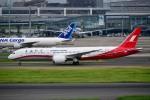 kamerajiijiさんが、羽田空港で撮影した上海航空 787-9の航空フォト(写真)