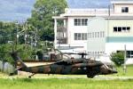 Zakiyamaさんが、熊本空港で撮影した陸上自衛隊 UH-60JAの航空フォト(写真)