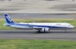 とむくんさんが、羽田空港で撮影した全日空 A321-272Nの航空フォト(写真)