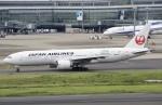 そら丸さんが、羽田空港で撮影した日本航空 777-246/ERの航空フォト(写真)