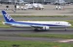 とむくんさんが、羽田空港で撮影した全日空 767-381/ERの航空フォト(写真)
