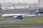 とむくんさんが、羽田空港で撮影した全日空 777-381/ERの航空フォト(写真)