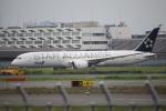 とむくんさんが、羽田空港で撮影した全日空 787-9の航空フォト(写真)