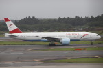 Shibataさんが、成田国際空港で撮影したオーストリア航空 777-2Z9/ERの航空フォト(飛行機 写真・画像)