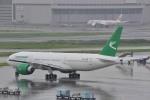 トロピカルさんが、羽田空港で撮影したトルクメニスタン航空 777-22K/LRの航空フォト(写真)
