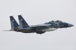 ハルモンさんが、茨城空港で撮影した航空自衛隊 F-15DJ Eagleの航空フォト(写真)