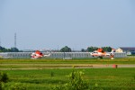 hidetsuguさんが、札幌飛行場で撮影した北海道防災航空隊 AS365N3 Dauphin 2の航空フォト(写真)