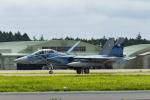 Mochi7D2さんが、茨城空港で撮影した航空自衛隊 F-15DJ Eagleの航空フォト(写真)