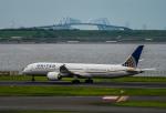 HND_fanさんが、羽田空港で撮影したユナイテッド航空 787-9の航空フォト(写真)