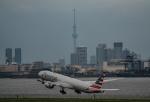 HND_fanさんが、羽田空港で撮影したアメリカン航空 777-323/ERの航空フォト(写真)