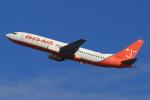 キイロイトリさんが、関西国際空港で撮影したチェジュ航空 737-82Rの航空フォト(写真)