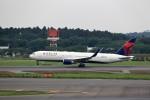 T.Sazenさんが、成田国際空港で撮影したデルタ航空 767-3P6/ERの航空フォト(写真)
