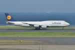 ジェットジャンボさんが、羽田空港で撮影したルフトハンザドイツ航空 747-830の航空フォト(写真)