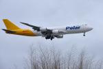 mojioさんが、成田国際空港で撮影したポーラーエアカーゴ 747-87UF/SCDの航空フォト(飛行機 写真・画像)