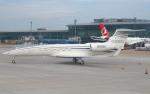 IL-18さんが、タンソンニャット国際空港で撮影した不明 G-V-SP Gulfstream G550の航空フォト(写真)
