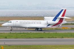 Tomo-Papaさんが、関西国際空港で撮影したフランス空軍 DC-8-55CF Jet Traderの航空フォト(飛行機 写真・画像)