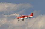 EosR2さんが、鹿児島空港で撮影した航空大学校 SR22の航空フォト(写真)
