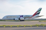kurubouzuさんが、関西国際空港で撮影したエミレーツ航空 A380-861の航空フォト(写真)