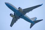 apphgさんが、静岡空港で撮影した大韓航空 737-7B5 BBJの航空フォト(写真)