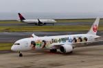 いっくんさんが、中部国際空港で撮影した日本航空 787-9の航空フォト(飛行機 写真・画像)