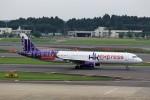 T.Sazenさんが、成田国際空港で撮影した香港エクスプレス A321-231の航空フォト(写真)