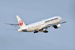 鈴鹿@風さんが、羽田空港で撮影した日本航空 777-289の航空フォト(写真)