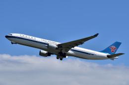 @たかひろさんが、関西国際空港で撮影した中国南方航空 A330-323Xの航空フォト(飛行機 写真・画像)