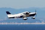 yabyanさんが、中部国際空港で撮影した日本個人所有 PA-28-181 Archer IIの航空フォト(飛行機 写真・画像)