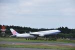 セッキーさんが、成田国際空港で撮影したチャイナエアライン A330-302の航空フォト(写真)