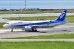 @たかひろさんが、関西国際空港で撮影した全日空 A320-271Nの航空フォト(写真)