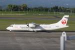 ショウさんが、鹿児島空港で撮影した日本エアコミューター ATR-72-600の航空フォト(写真)