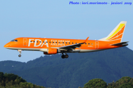 いおりさんが、福岡空港で撮影したフジドリームエアラインズ ERJ-170-200 (ERJ-175STD)の航空フォト(写真)