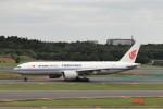 KAZFLYERさんが、成田国際空港で撮影した中国国際貨運航空 777-FFTの航空フォト(飛行機 写真・画像)