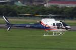 小型機専門家さんが、高知空港で撮影したノエビア AS350B3 Ecureuilの航空フォト(写真)