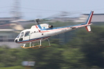 小型機専門家さんが、高知空港で撮影した四国航空 AS350B Ecureuilの航空フォト(写真)