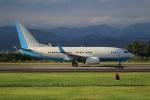 09RJNH27さんが、静岡空港で撮影した大韓航空 737-7B5 BBJの航空フォト(写真)