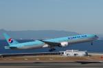 yabyanさんが、中部国際空港で撮影した大韓航空 777-3B5/ERの航空フォト(写真)